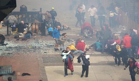 Local professor, coach reflects on marathon bombs