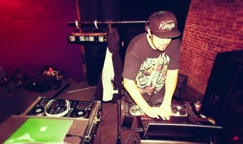Former student turns love for EDM into party-packing gig