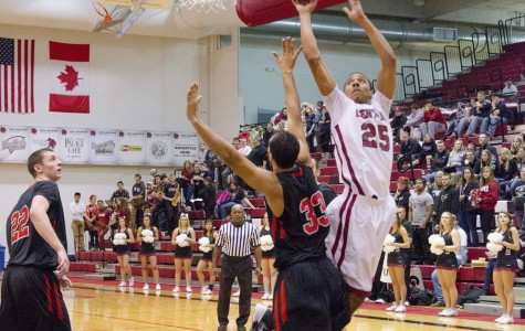 Sports: Men's basketball set to face rival Western Washington Thursday night at Nicholson Pavilion