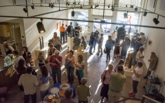 Friday Art Walks beginning in Ellensburg