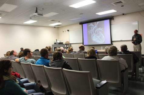 University of Alabama professor speaks on religion and science