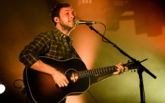 Phillip Phillips closes out homecoming week