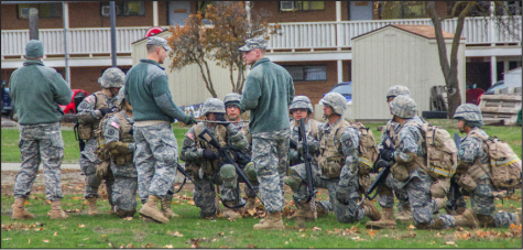 Central's ROTC relocating to Lind Hall