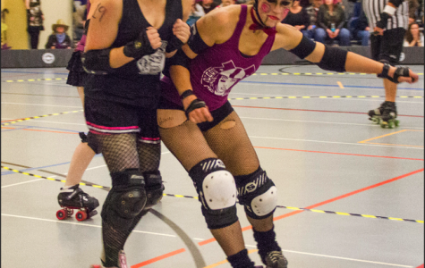 Local roller derby offers opportunities