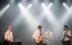 Student's band wins Battle of the Bands concert in Portland