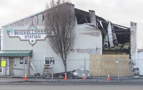 FISH Food Bank back on its feet after fire