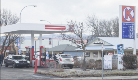 Record low gas prices arrive in Ellensburg; vary from $1.67-1.83 per gallon