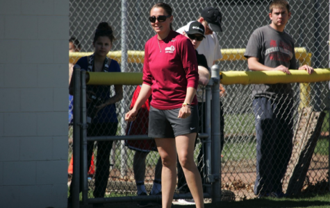 Q and A with head softball coach Mallory Holtman-Fletcher