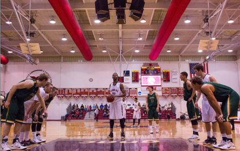 Central's men's basketball travels to SPU, fell cold