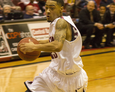 Central's men's basketball falls at GNAC tourney