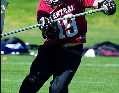 Central lacrosse club looks to defeat conference rival Missionaries