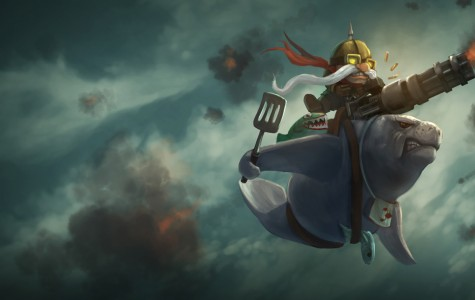 League of Legends brings back 2014's April Fools' mode for one week