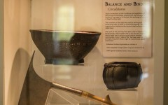 Binding Culture museum exhibit open until June 13 in Central's Museum of Culture and Environment