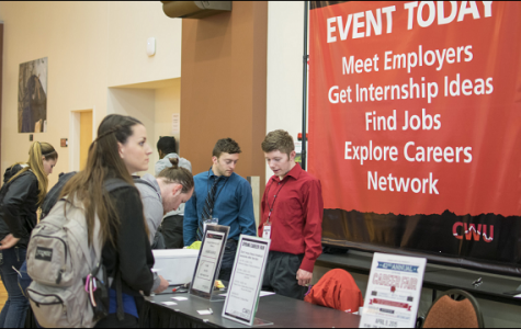 Central hosts Career Fair for employment and internship opportunities