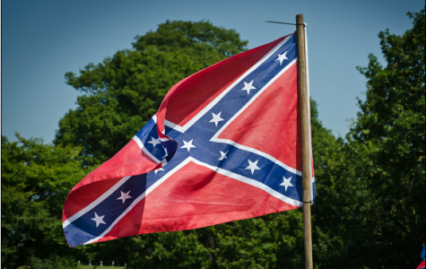 The Confederate flag and other controversial items on campus