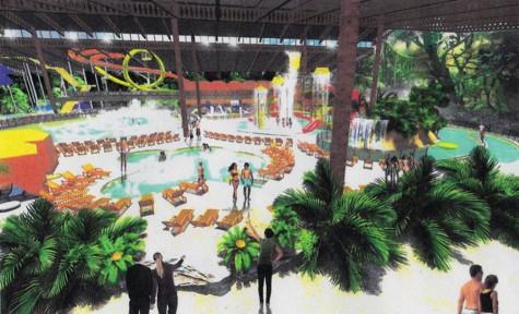 Long-awaited waterpark finally gets the go-ahead