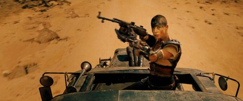 "OPINION: Hollywood take note, I'm going to see ""Mad Max: Fury Road"" because of Furiosa"