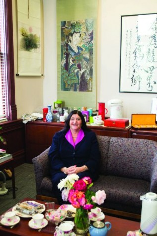 Provost of four years resigns