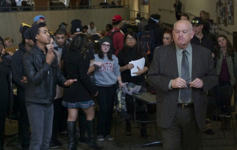 Racial tensions rise at Central as students fight for equality