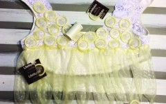 Turning condoms into fashion