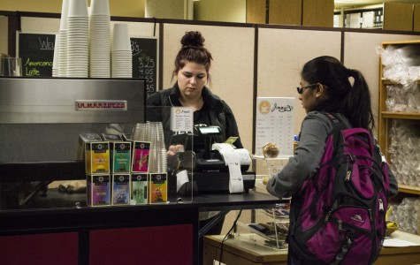Brooks Library sees a 'latte' change