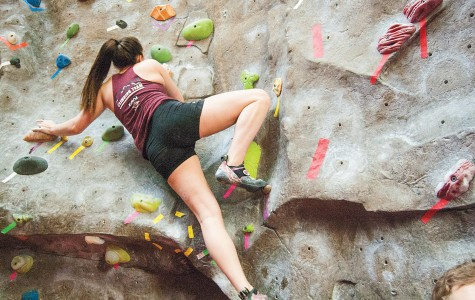 Club feature: Central climbing