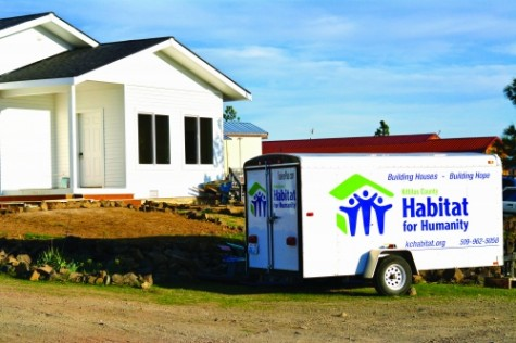 Habitat builds 16th home