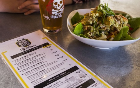 Have a beer and a meal at Iron Horse