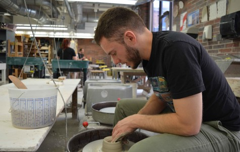 Mold your creativity with Central's Clay Club