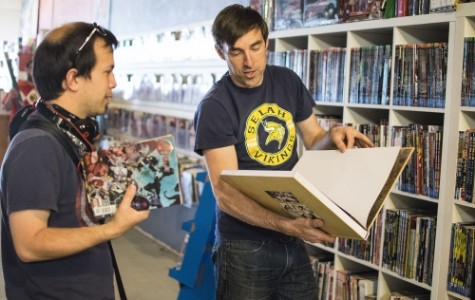 Central City Comics to participate in Free Comic Book Day this Saturday