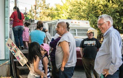Central community rallies to support displaced residents at Shady Brook