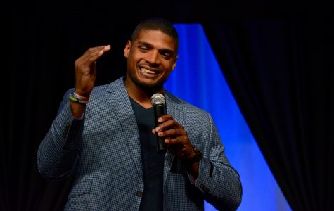 Pride Week brings NFL player Michael Sam to CWU campus