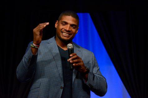 Pride Week brings NFL player Michael Sam to CWU campus