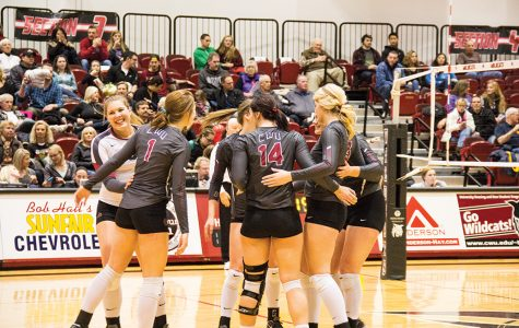 Fresh faces set to take court for CWU Volleyball