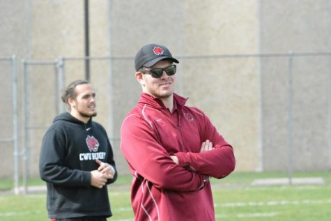 CWU men's rugby has eye on the prize