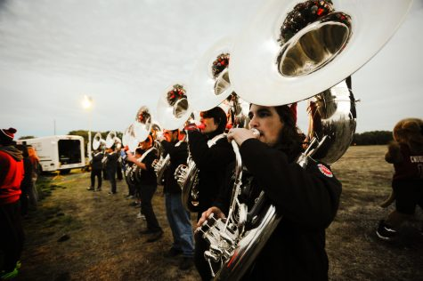 CWU new band leader changes sound