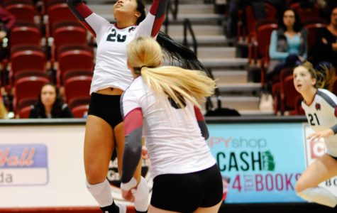 Volleyball set for playoff rematch