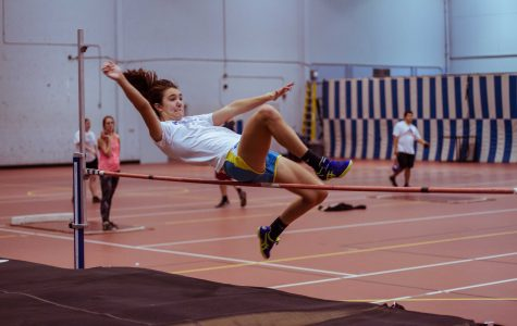 Track gears up for indoor season