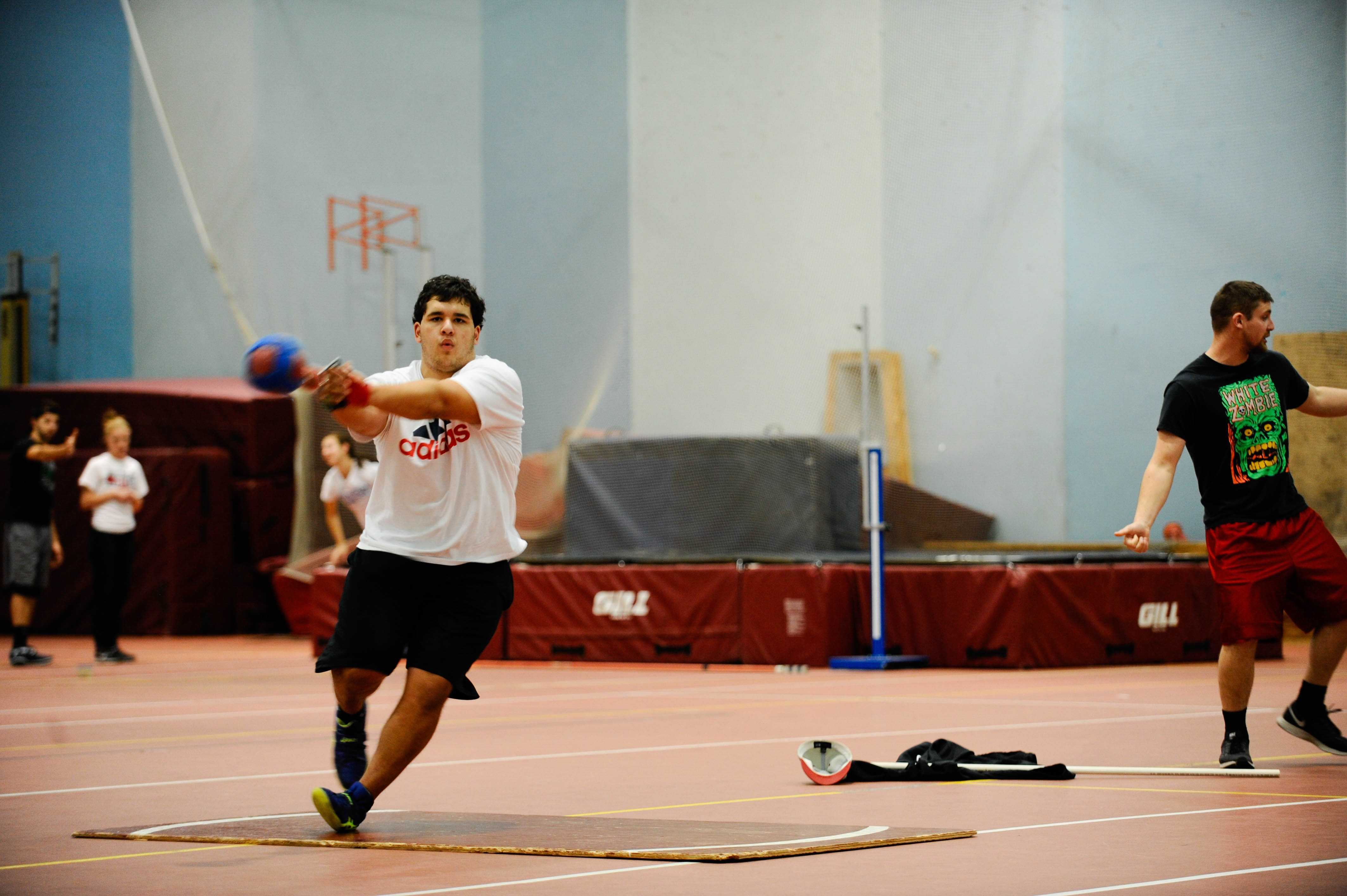 This will be the CWU Track and Field team's first full-squad meet. Some athletes have already competed in the EWU Candy Cane Multis IX on Dec. 2 and 3 in Cheney.