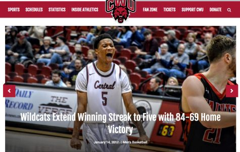 Athletics gives website a makeover