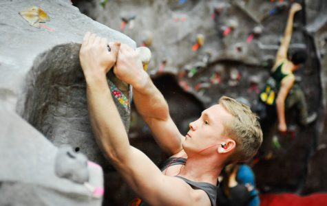 CWU climbing team gets ready to rock