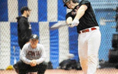 CWU heads to Oakland for series