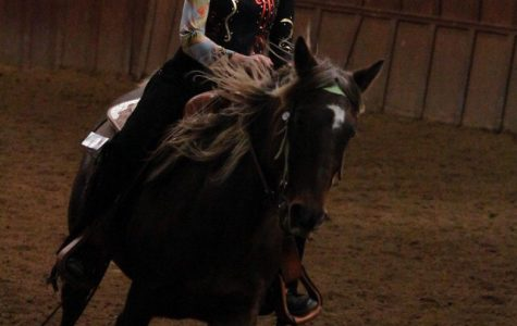CWU Equestrian rides on to Hillsboro