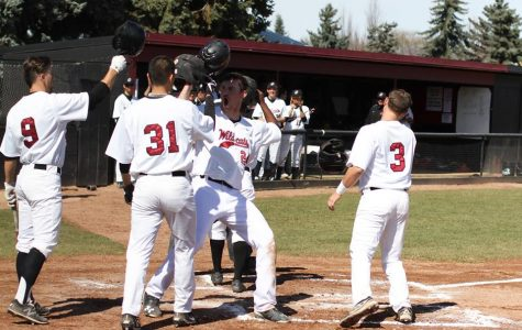 Wildcats blasts past Yellowjacks for doubleheader sweep