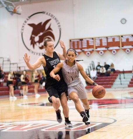 Alaska Anchorage outpaces CWU