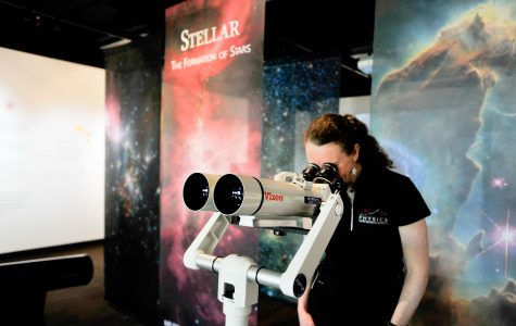 A stellar exhibit