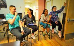 Campus Activities rolling forward