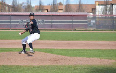 Dalto succeeds on mound, batters box