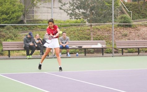 Tennis clubs holds community event