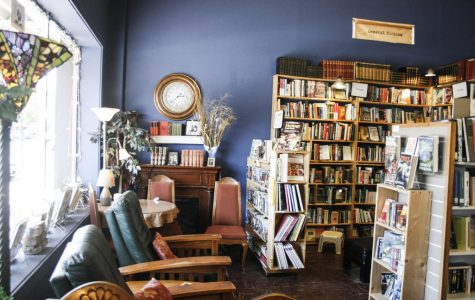 Bailey's Bibliomania to make big move from the 'Burg